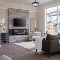 Rendering of Inspire Living Room