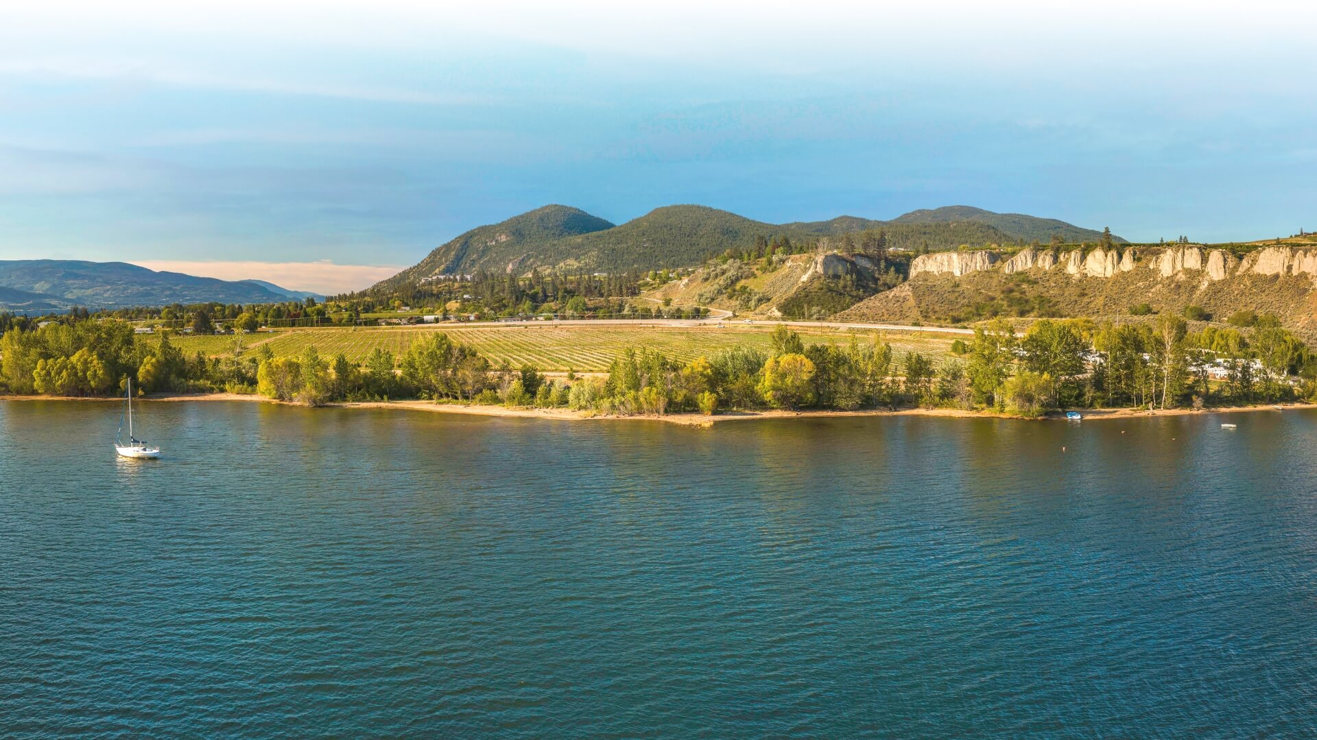 Lakehouse Summerland Site Views