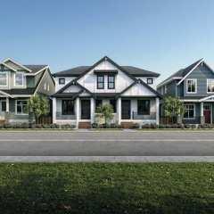 Rendering of Braestone residences