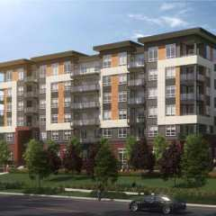 Rendering of Eastin Condo Development